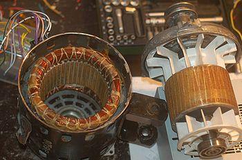 چرا جریان راه اندازی موتور زیاد است