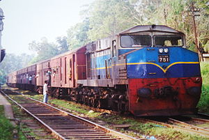 Rail transport in Sri Lanka - The Northern Line