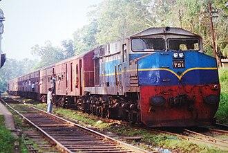 Rail transport in Sri Lanka - The Northern Line