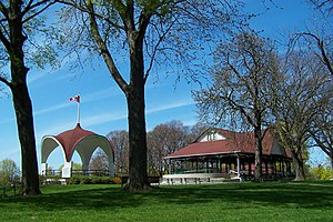 St. Catharines - Montebello Park