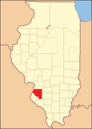 St. Clair County Illinois 1827