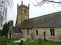 St. John the Baptist's church, Oxenton - geograph.org.uk - 1160343.jpg