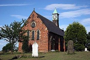 George Lloyd (archaeologist) - St Paul's Church, Trimdon
