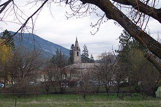 Saint-André-les-Alpes Commune in Provence-Alpes-Côte dAzur, France