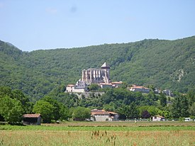Saint-Bertrand-de-Comminges e a sua catedral