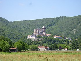Saint-Bertrand-de-Comminges et sa cathédrale.