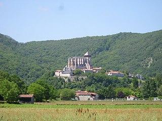 Au village Médiéval de St Bernard de Comminges dans VILLAGES de FRANCE