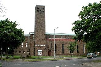 North Harrow - Parish Church of St Alban