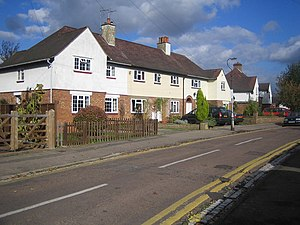 homeowners who have a real estate short sale have invisible income on their tax returns - St Albans: Batchwood View Typical housing