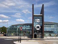 St Helens Central New Station