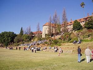 College - St John's College, Johannesburg