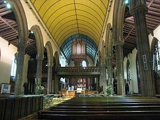 St Matthew's Church, Chapel Allerton - Interior 2017