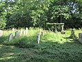 St Peter's Church, Church Lane, Hambledon (June 2015) (Churchyard) (2).JPG