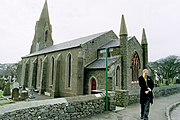 St Peters Church Onchan