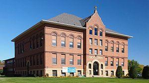 New Prague, Minnesota - St. Wenceslaus Catholic School