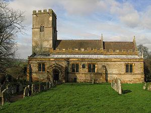 Church Stowe - Image: St michael church stowe