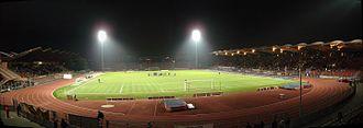Stade Dominique Duvauchelle - Image: Stade Dominique Duvauchelle