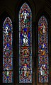 Stained glass window, Worcester Cathedral (20273964470).jpg
