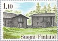 Stamp of Finland - 1979 - Colnect 46893 - Syrjälä Tammela.jpeg