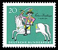 Stamps of Germany (BRD) 1970, MiNr 623.jpg