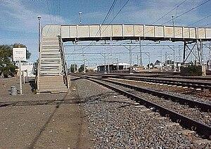 Leeu-Gamka - Leeu-Gamka railway station