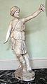 Statuetta di amazzone, opera romana con restauri moderni.JPG
