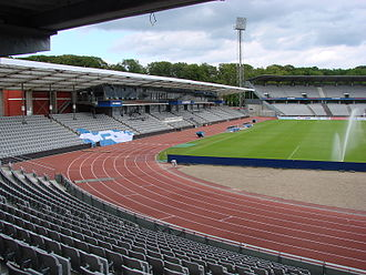 Aarhus Idrætspark - Ceres Park stadium