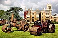 Steam Rollers - Bedfordshire Steam and Country Fayre 2015 (20943322943).jpg