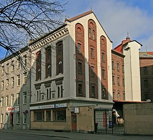 Paul Due - Stenersgata 24, Oslo