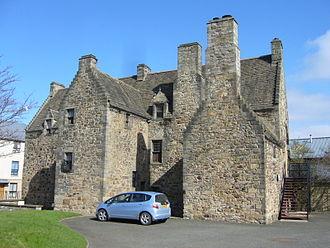 Stenhouse, Edinburgh - Stenhouse Mansion