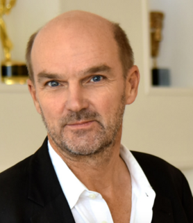 Stephen Lambert (media executive) British media executive