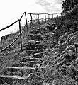 Steps on Baildon Bank (2642828213).jpg