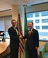 Steven Mnuchin and Hong Nam Ki in April 2019.jpg