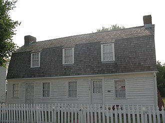 Cray House (Stevensville, Maryland) - House in 2007
