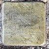Stolperstein Eichborndamm 84 (Reind) Ludwig Sabat.jpg