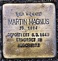 Stolperstein Leonorenstr 79 (Lankw) Martin Magnus.jpg