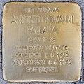 Stolperstein für Antonio Giovanni Pallara (Monteroni di Lecce).jpg