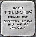 Stolperstein für Berta Mendlova.jpg