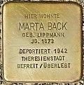 Stolperstein für Marta Back (Potsdam).jpg