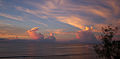 Storm clouds at sunset over Bathurst Island, 80km North of Darwin.jpg