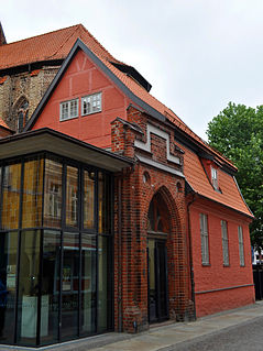 Stralsund Museum of Cultural History