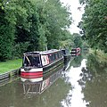 Stratford-upon-Avon Canal at Waring's Green, Solihull - geograph.org.uk - 1718152.jpg