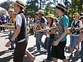 Straw Hat Band at Cal Day 2009 6.JPG