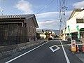 Street view near Rokubeiyama Crossroads.jpg