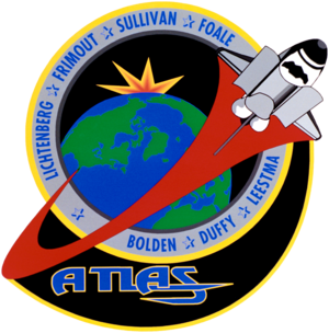 STS-45 - Image: Sts 45 patch