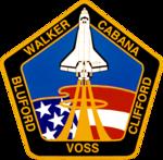 Missionsemblem STS-53
