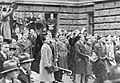 Students riot at the University of Vienna after Nazi attempt to prevent Jews from entering the university.jpg
