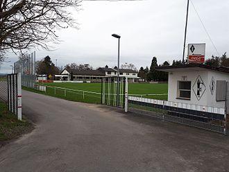 FC Germania Friedrichstal - Stutensee Stadium