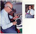 Suleiman Mousa typewriter.jpg
