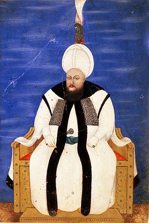 Manas family - Image: Sultan Mustafa III